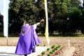 Poświęcenie krzyża i cmentarza 19.09.2021 r.